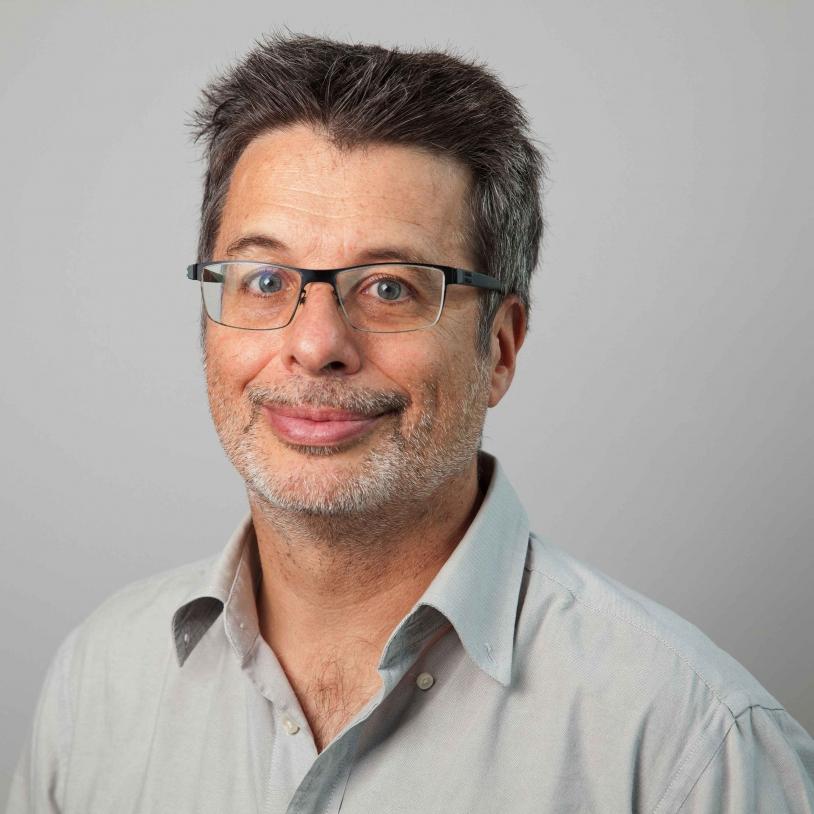 Pierre Bousquet, expert en planétologie, exploration et microgravité au CNES.